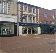 744 SF High Street Shop for Rent  |  5 High Street, Rugby, CV21 3BG