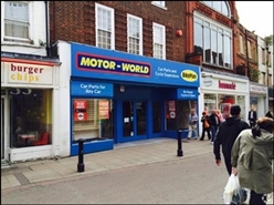 1,676 SF High Street Shop for Rent  |  7 - 8 High Street, Wisbech, PE13 1DB