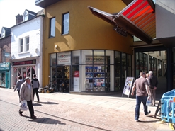 1,560 SF High Street Shop for Rent  |  Unit 5, City Arcade, Worcester, WR1 2QJ