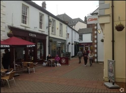 497 SF High Street Shop for Rent  |  UNIT 14 Angel Square Shopping Centre, Penrith, CA11 7BT