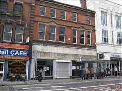 7,402 SF High Street Shop for Sale  |  161 - 163 High Street, Stoke On Trent, ST6 5TA