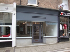 1,102 SF High Street Shop  |  29 South Street, Dorchester, DT1 1BY