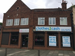 1,170 SF High Street Shop for Rent  |  35 - 37 Eastham Village Road, Heswall, CH62 0BL