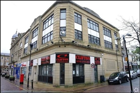 2,622 SF High Street Shop for Rent  |  55 - 59 Blackburn Road, Accrington, BB5 1JJ
