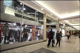 828 SF Shopping Centre Unit for Rent  |  Grosvenor Centre, Macclesfield, SK11 6AJ