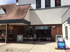 1,193 SF High Street Shop for Rent  |  19 Saxon Square, Christchurch, BH23 1QA