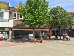 1,128 SF High Street Shop for Rent  |  3 Saxon Square, Christchurch, BH23 1QA