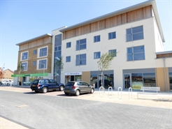 1,000 SF Shopping Centre Unit for Rent  |  Stockmoor Village, Bridgwater, TA6 6WU