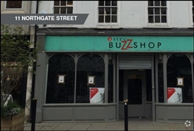 727 SF High Street Shop for Rent  |  11 Northgate Street, Gloucester, GL1 2AN
