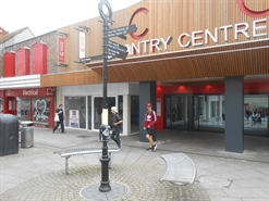 1,369 SF Shopping Centre Unit for Rent  |  83 High Street, The Chantry Centre, Andover, SP10 1LR