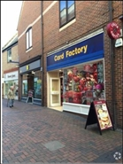 935 SF Shopping Centre Unit for Rent   Unit 18, Hereford, HR1 2DP