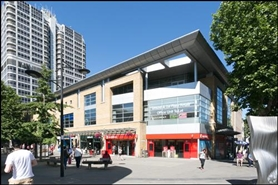 1,000 SF Shopping Centre Unit for Rent  |  Brunel Shopping Centre, Swindon, SN1 1LF