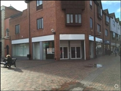 2,537 SF Shopping Centre Unit for Rent   Units 13/14, Maylord Shopping Centre, Hereford, HR1 2DS