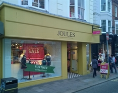 High Street Shop for Rent  |  46-47 East Street - 1,266 sq.ft. Sales -, Brighton, BN1 1HN