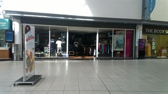 1,156 SF Shopping Centre Unit for Rent  |  Unit 3a, Ropewalk Shopping Centre, Nuneaton, CV11 5TZ
