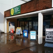 1,033 SF Out of Town Shop for Rent | Roborough District Centre, Plymouth, PL6 7RB