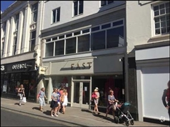 1,446 SF High Street Shop for Rent  |  25 - 26 George Street, Richmond, TW9 1HY