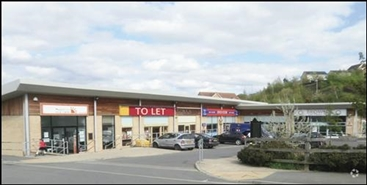 1,012 SF High Street Shop for Rent | Unit 2, Madeline Court, Mansfield, NG18 4XW