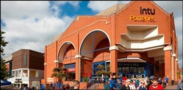 3,263 SF Shopping Centre Unit for Rent   Unit 127, Stoke On Trent, ST1 1PS