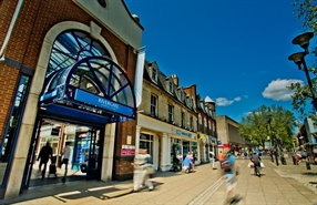 Shopping Centre Unit for Rent  |  Rivergate Centre, Peterborough, PE1 1EL