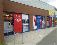 4,028 SF Out of Town Shop for Rent  |  Unit 1, East Reading Retail Centre, Reading, RG5 4QP