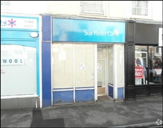 406 SF High Street Shop for Rent  |  5 Holyrood Street, Chard, TA20 2AH