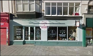 2,292 SF High Street Shop for Rent  |  72 - 73 Western Road, Brighton, BN1 2HA