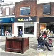 681 SF High Street Shop for Rent  |  61 High Street, Solihull, B91 3SW