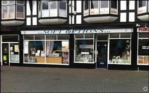 484 SF High Street Shop for Rent  |  3 - 4 Market Place, Sleaford, NG34 7SD