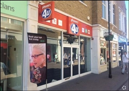 1,130 SF Retail Park Unit for Rent  |  Unit Sue, Staines, TW18 4UP