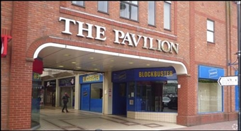 2,600 SF Shopping Centre Unit for Rent  |  Unit 10, The Pavilion Shopping Centre, Tonbridge, TN9 1TE