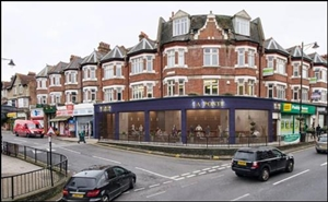 2,255 SF High Street Shop for Rent  |  1 - 2 Ross Parade, Wallington, SM6 8QL