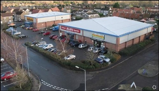 6,500 SF Retail Park Unit for Rent  |  Unit C, Thetford, IP24 2BU