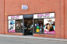 3,798 SF High Street Shop for Rent  |  1 St Peter's Square, Stockport, SK1 1NZ