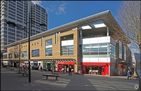 540 SF Shopping Centre Unit for Rent  |  1d, Lock Shopping Centre, Swindon, SN1 1LD