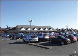 4,000 SF Out of Town Shop for Rent  |  The Academy Centre, Troon, KA10 6HR