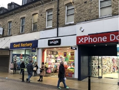 590 SF High Street Shop for Rent  |  8 Cambridge Street, Harrogate, HG1 1RU