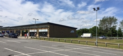 5,530 SF Retail Park Unit for Rent  |  Unit 6, Northumberland Park, Shiremoor, NE27 0SJ