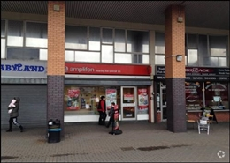 604 SF Shopping Centre Unit for Rent  |  8 Birmingham Street, Dudley, DY2 7AG