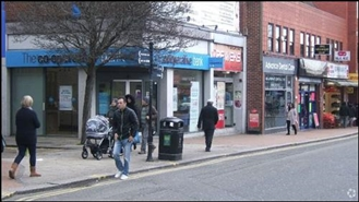 835 SF High Street Shop for Rent  |  102 High Street, Hounslow, TW3 1NH