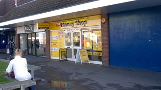 1,079 SF High Street Shop for Rent  |  Unit 19, Furtherwick Road, Knightswick Centre, Canvey Island, SS8 7AB