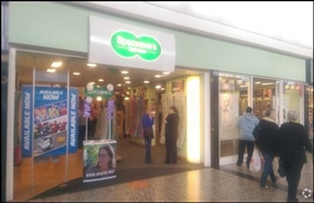 1,863 SF Shopping Centre Unit for Rent  |  Crossgates Shopping Centre, Leeds, LS15 8EU
