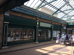 709 SF Shopping Centre Unit for Rent  |  Unit 11, Hillsborough Barracks, Hillsborough, S6 2GY