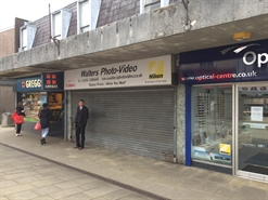 727 SF High Street Shop for Rent  |  22 Market Street, Ebbw Vale, NP23 6HL