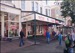 659 SF High Street Shop for Rent  |  15 Lloyd Street, Llandudno, LL30 2UU