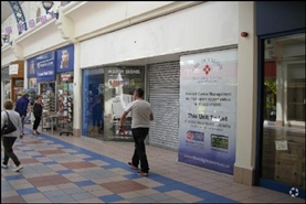 1,740 SF Shopping Centre Unit for Rent  |  Unit 31, Burton Upon Trent, DE14 3TN