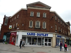 809 SF High Street Shop for Rent  |  2 Crompton Street (35 Standishgate), Wigan, WN1 1YP