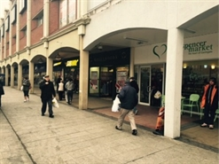 987 SF Shopping Centre Unit for Rent  |  Unit 12, 65 High Street, Stockton on Tees, TS18 1BG
