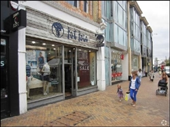 1,367 SF High Street Shop for Rent  |  95 High Street, Bromley, BR1 1JP