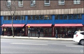 3,666 SF High Street Shop for Rent  |  40 - 42 Woburn Place, London, WC1H 0JR